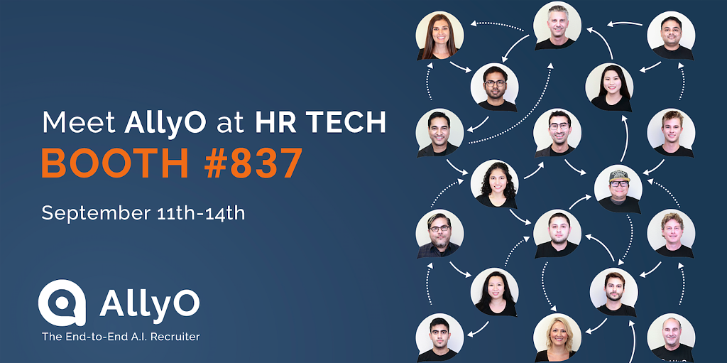AllyO At HR Tech