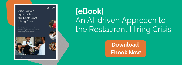 CTA restaurant ebook