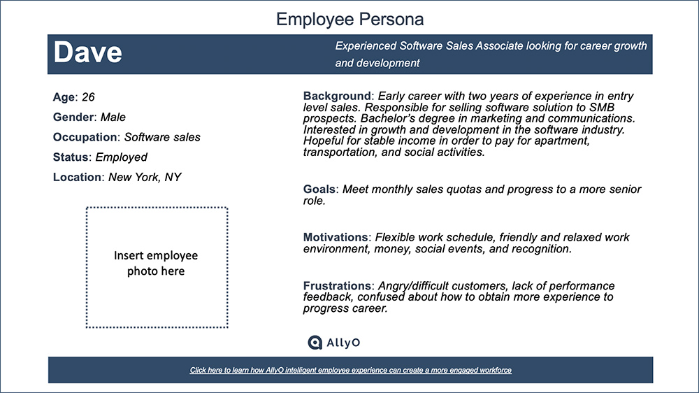 Employee-Persona-Template